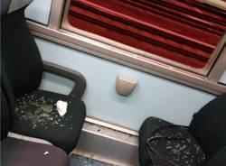 Vandalismi Trenord