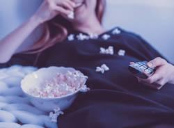 guardare un film