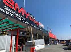 al posto dell'Upim apre Emy Store