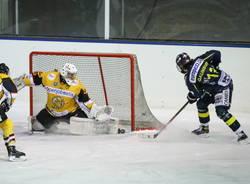 alessandro tura thomas galimberti hockey su ghiaccio mastini playoff 2021 foto tatiana munerato