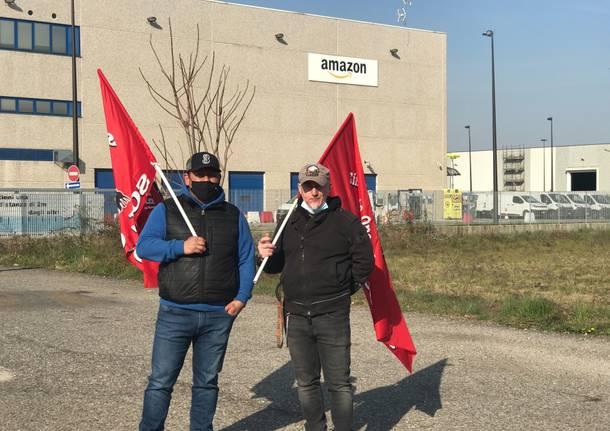 """Amazon, sciopero di logistica e trasporti: """"Chiediamo che vengano assicurati i nostri diritti"""""""