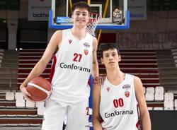 benjamin marchiaro nicolò virginio basket varese academy pallacanestro