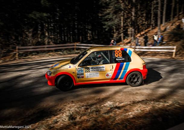 """Rally dei Laghi 2021 – Il passaggio delle classi minori sul """"Sette Termini"""""""