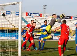 Serie C: Pro Sesto - Pro Patria 0-0