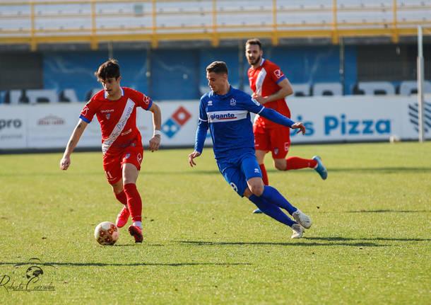 Serie C: Pro Sesto – Pro Patria 0-0