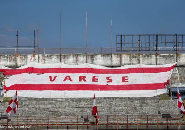 Calcio: Varese – Fossano 0-0