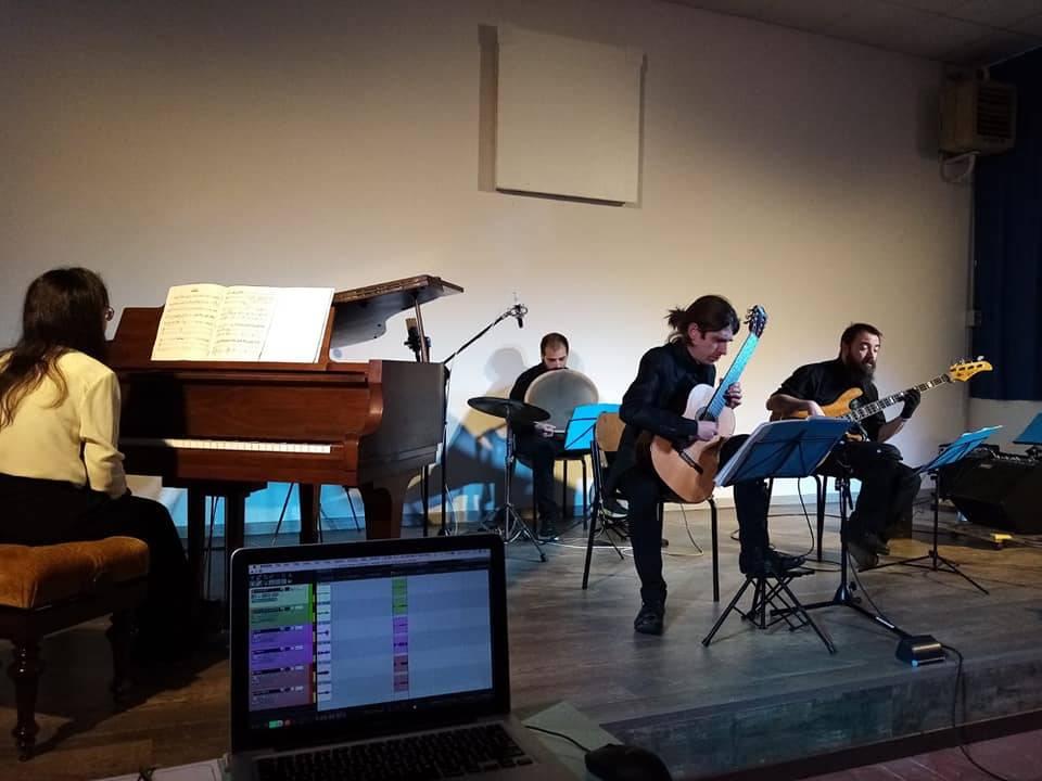 Momenti musicali 2021 on line edition: C. Bolling, Concerto per chitarra classica e trio jazz