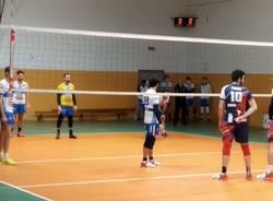 SERIE C MASCHILE - GIRONE A - Zeroquattro Volley - Pro Patria Scaduto DPA 1-3 (17-25; 25-23; 19-25; 35-37)