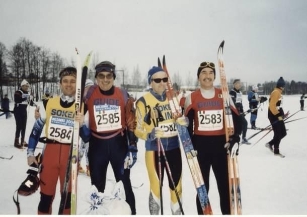 Le mille vite sportive di Gaetano Marchetto