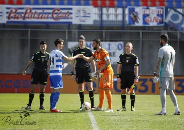 Serie C: Pro Patria - Juve U23