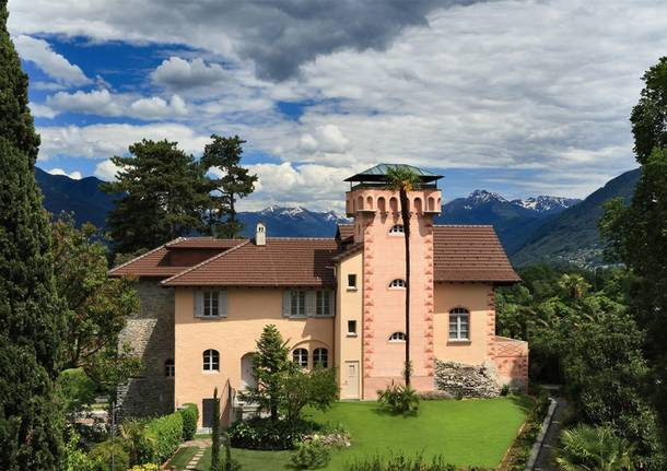 castello san materno ascona
