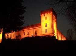 Castiglione Olona - Nuova illuminazione per il Castello di Monteruzzo