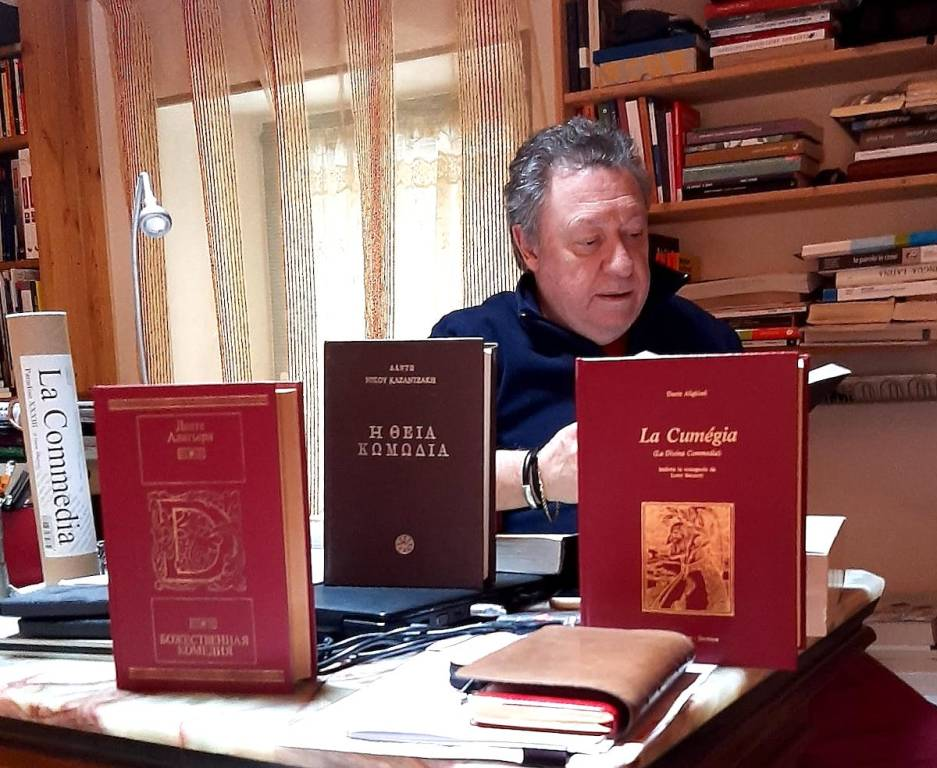 Castiglione Olona - Ugo Marelli e la collezione della Divina commedia