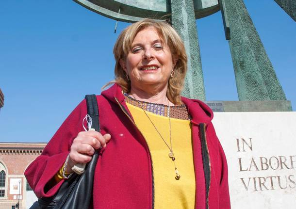 Chiara Guzzo candidata sindaco Sinistra Chiara