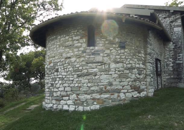 chiesa san clemente caravate