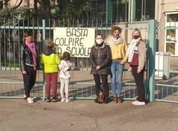 Comitato Genitori Canegrate protesta del 7marzo