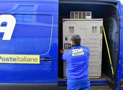 Consegna vaccini Poste Italiane