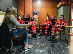 Croce rossa Valceresio, gruppo giovani - foto di Noemi Pagani