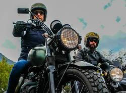 distinguished gentleman's ride cafe racer varese motociclette