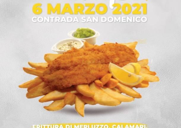 Fish & Chips a San Domenico