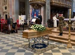 Funerale dottor Franco Mazzucchelli