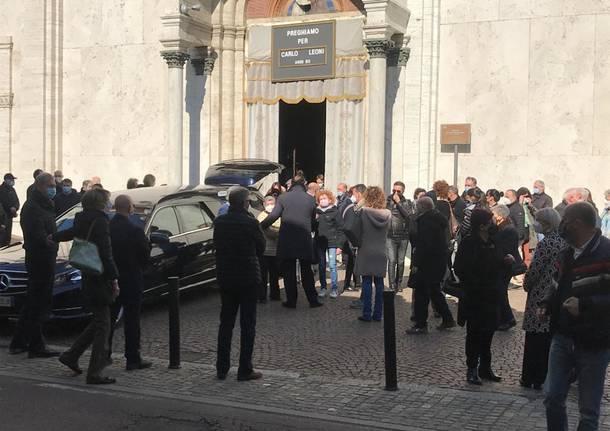 Funerali Leoni 24 marzo