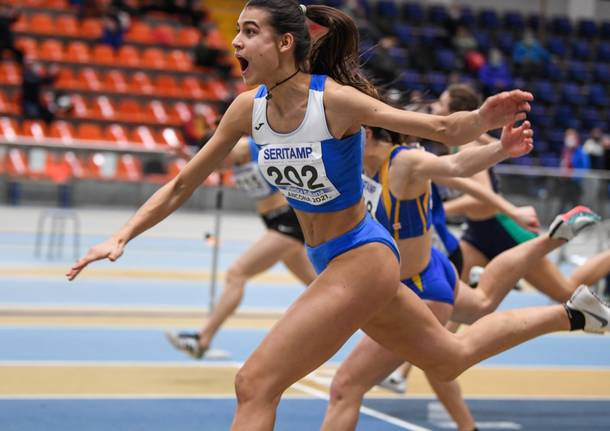 Giorgia Marcomin, campionessa dell'atletica made in Saronno