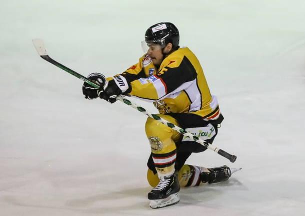 hockey su ghiaccio mastini varese