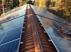 impianto fotovoltaico fondazione sant'erasmo legnano