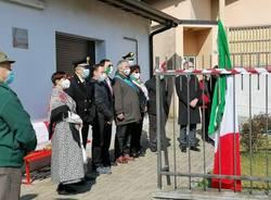 Inaugurata panchina Norma Cossetto 8.3.2021