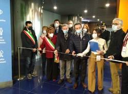 Inaugurazione Centro Vaccinale al Move In di Cerro Maggiore