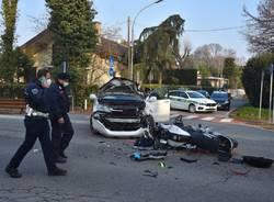 Incidente mortale a Inveruno 8 marzo 2021