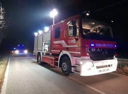 Incidente sulla Sp149 a Parabiago