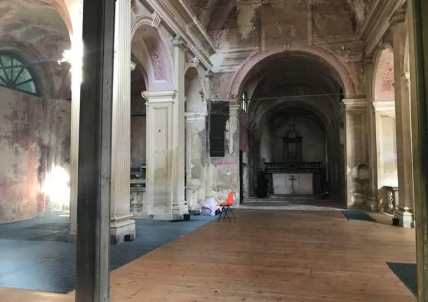La chiesa di san Giovanni, un gioiello che Casciago vuole riscoprire