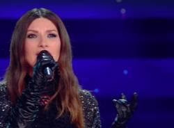 Laura Pausini a Sanremo 2021