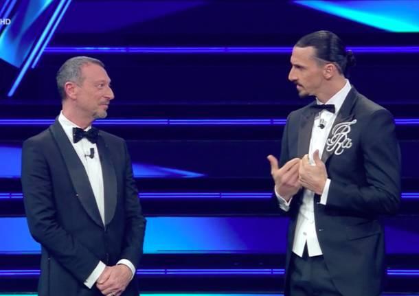 Le regole di Sanremo di Ibrahimovic