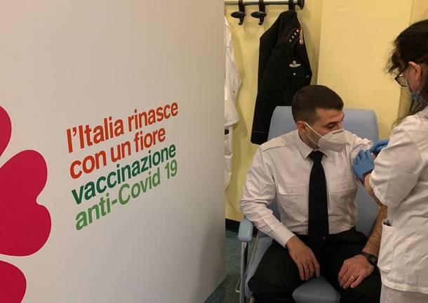Matteo curaro forze armate Varese