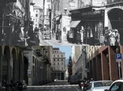 metamorfosi urbana: c'era una volta via Volta