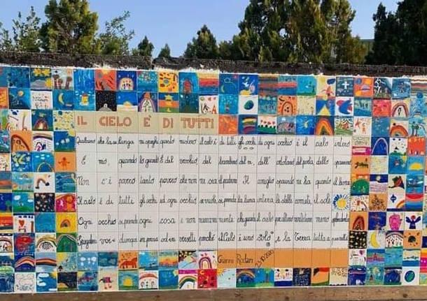 murales scuola primaria Carducci