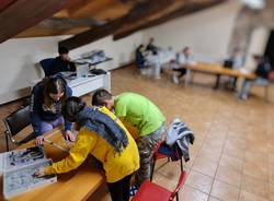"""Nella """"Bolla dell'oratorio"""" a Biumo, Varese"""