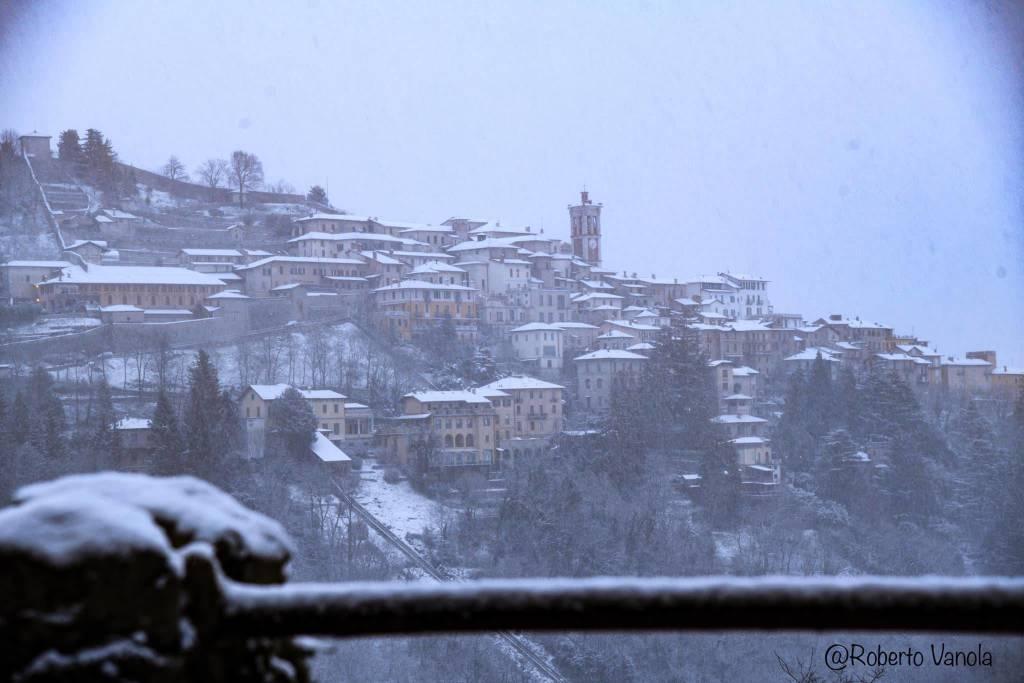 Nevicata 19 marzo 2021
