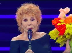 Ornella Vanoni e Francesco Gabbani a Sanremo 2021
