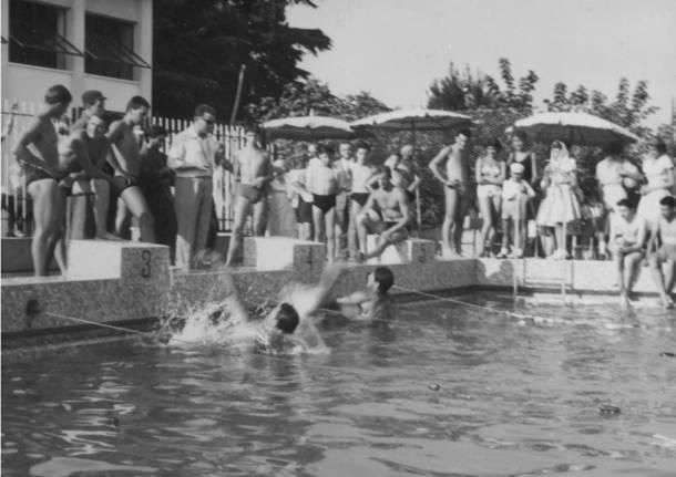 La piscina di Azzate