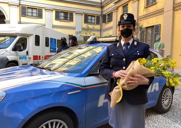 Polizia di Stato Festa della donna 2021