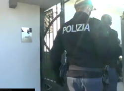 polizia di stato sequestro antimafia a Lainate