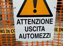 Proseguono i lavori di riqualificazione di via Del Cairo a Varese