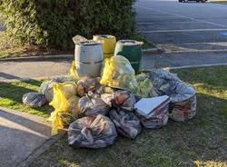 raccolta rifiuti travedona monate