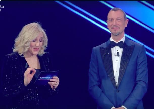 Sanremo 2021, la finale