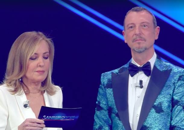 Sanremo 2021: quarta serata