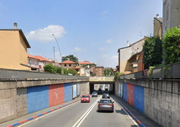 Sottopasso Legnano